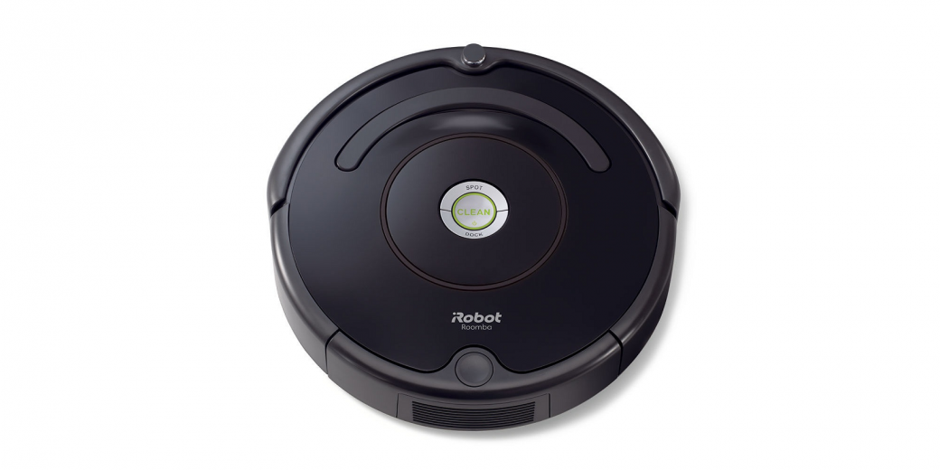 The Roomba 614 Product Photo