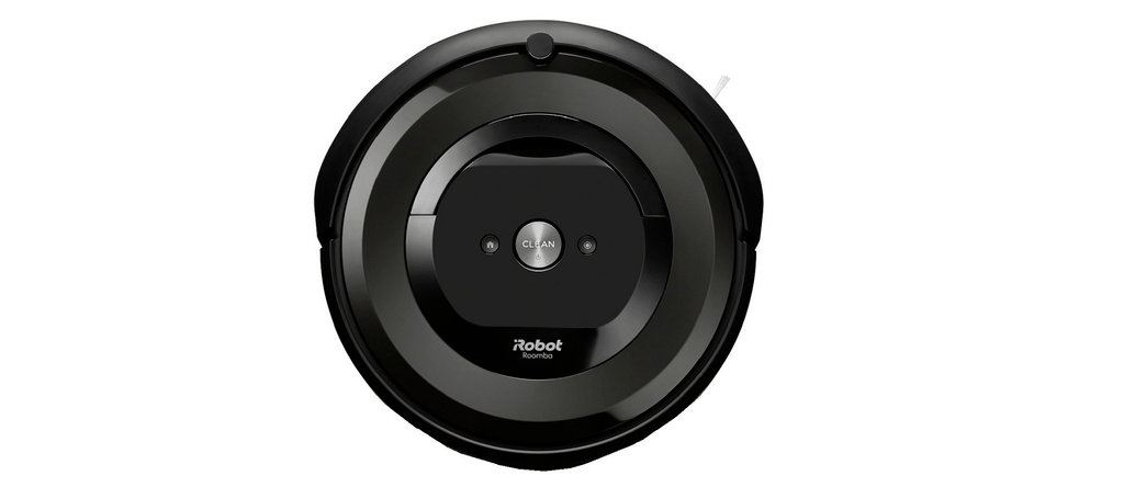 The Roomba e5 Robot Vacuum.